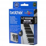 Brother originál ink LC-1000BK, black, 500str., Brother DCP-130C