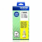Brother originál ink BT-5000Y, yellow, 5000str., Brother DCP T30