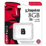 Kingston Micro Secure Digital card, 8GB, micro SDHC, SDCIT/8GBSP