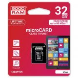 Goodram Micro Secure Digital Card, 32GB, micro SDHC, M1AA-0320R1