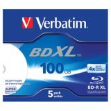 Verbatim BD-R XL, Hard Coat, jewel box, 43833, 4x, 1 ks, pre arc