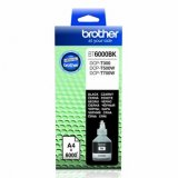 Brother originál ink BT-6000BK, black, 6000str., Brother DCP T30
